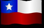 Chilean Flag 6