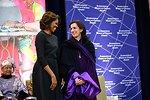 First Lady Michelle Obama Honors 2014 IWOC Awardee Rusudan Gotsiridze of Georgia
