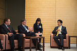 Secretary Lew meets with Japan Prime Minister Shinzo Abe