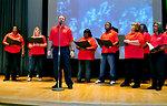 Oak Ridge Celebration Choir Veteran's Day Program DOE ORO Oak Ridge 2013