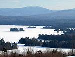 Photo of the Week - Frozen Lake Umbagog (NH)
