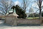 U.S. Capitol and Olmsted Hardscapes