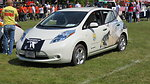 GYGO! in an Eco-friendly USFWS Nissan Leaf