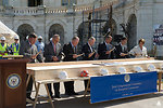 First Nail Ceremony kicks off Inauguration Construction