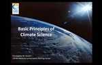 Basic principles of climate science