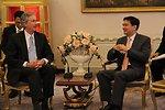 Under Secretary Burns and Thai Prime Minister Abhisit Vejjajiva Discuss U.S.-Thailand Relations
