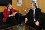 Secretary Napolitano Meets With Israeli Defense Minister Barak