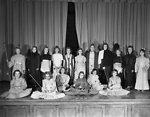 Glenwood School G.S. Play Oak Ridge 1947
