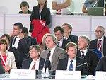 Deputy Secretary Steinberg, Ambassador Kelly, and Assistant Secretary Blake attend teh OSCE Informal Ministerial