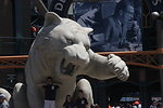 Detroit Tigers Statue