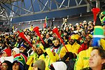 South African Fans Cheer
