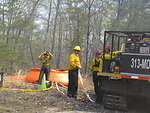 Controlled Burn Preparations