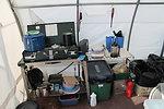 Field camp Kitchen