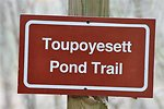Toupoyesett Pond Trail