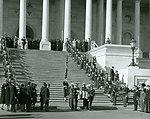 John F. Kennedy Lying in State November 25, 1963