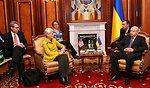 Under Secretary Sherman Meets With Acting Ukrainian President Turchynov