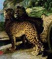 Bacchus & Ariadne (detail)