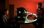 Hybrid lighting technology ORNL
