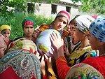 Tajik Youth Study the Globe