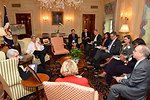 Secretary Kerry Meets With His Top Leadership