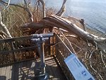 Otter Point Platform at Trustom Pond National Wildlife Refuge (RI)