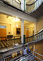 vertical-stairwell-scaffolding