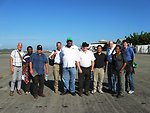 Coordinator for International Energy Affairs Goldwyn, Ambassador Taylor, and Team Members Return to Port Moresby