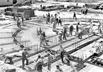 Early Construction Work Y-12 Oak Ridge 1943
