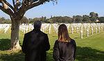 Deputy Secretary Higginbottom Visits the North Africa American Cemetery