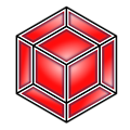 Hyper Cube, Red