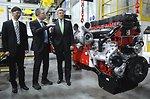 Secretary Kerry Tours Chinese Automotive Factory