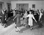 A.E.C. Girls Club Oak Ridge 1947