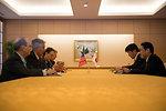 Deputy Secretary Burns Meets Japan's Foreign Minister Kishida