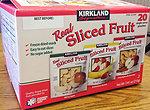 RECALLED – Sliced Fruit