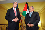 Secretary Kerry Discusses Syria With Jordanian Foreign Minister Judeh in Paris