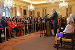Vice President Biden Delivers Remarks at the Holiday Reception for the Diplomatic Corps and Their Spouses
