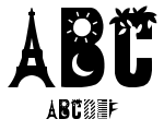 Eclectica Regular Font