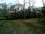 Hurricane Sandy caused damage to Great Swamp National Wildlife Refuge (NJ)