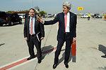 Secretary Kerry Leaves Israel After Middle East Peace Talks