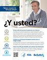 BeSafeRx Consumer Fact Sheet (Spanish)