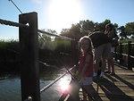Environmental Learning for Kids Program Fishing