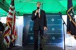 Secretary Kerry Addresses Embassy Warsaw Staff and Families