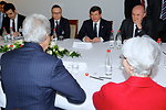 Secretary Kerry Holds a Bilateral Meeting With Turkish Foreign Minister Davutoglu