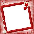 Valentine frame 2013 # 1