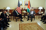 Secretary Kerry Speaks With Palestinian Authority President Abbas