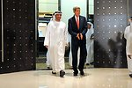 Secretary Kerry and UAE Minister of Foreign Affairs Al Nayhan Arrive for a Joint News Conference