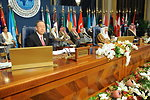 U.N. Secretary-General, Kuwaiti Amir Preside Over Syrian Donors' Conference