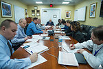 Dome Restoration Project Meeting