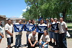 Southwestern Conservation Corps Get Their Goose On!