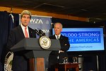 Secretary Kerry Delivers Remarks at the Launch of the 100,000 Strong in the Americas Partnership